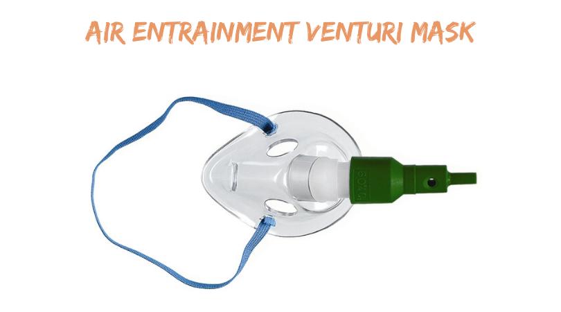 Air Entrainment Venturi Mask