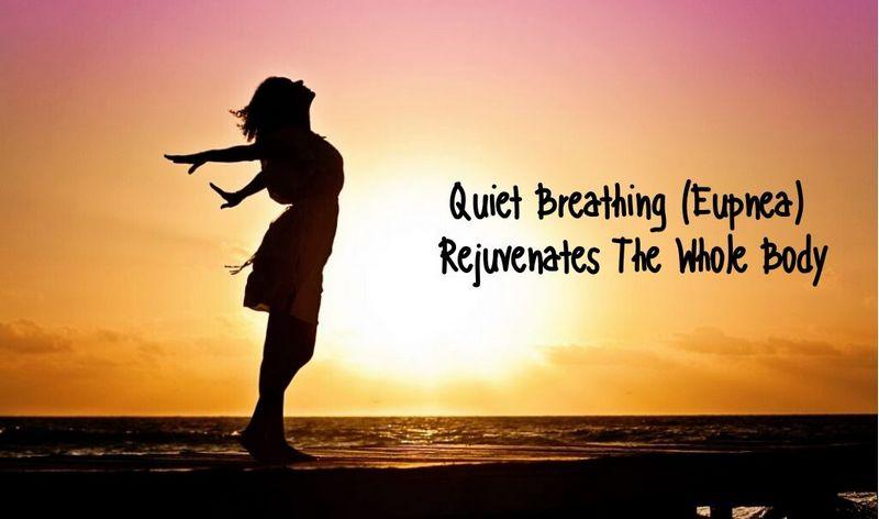 Quiet Breathing (Eupnea) Rejuvenates The Whole Body